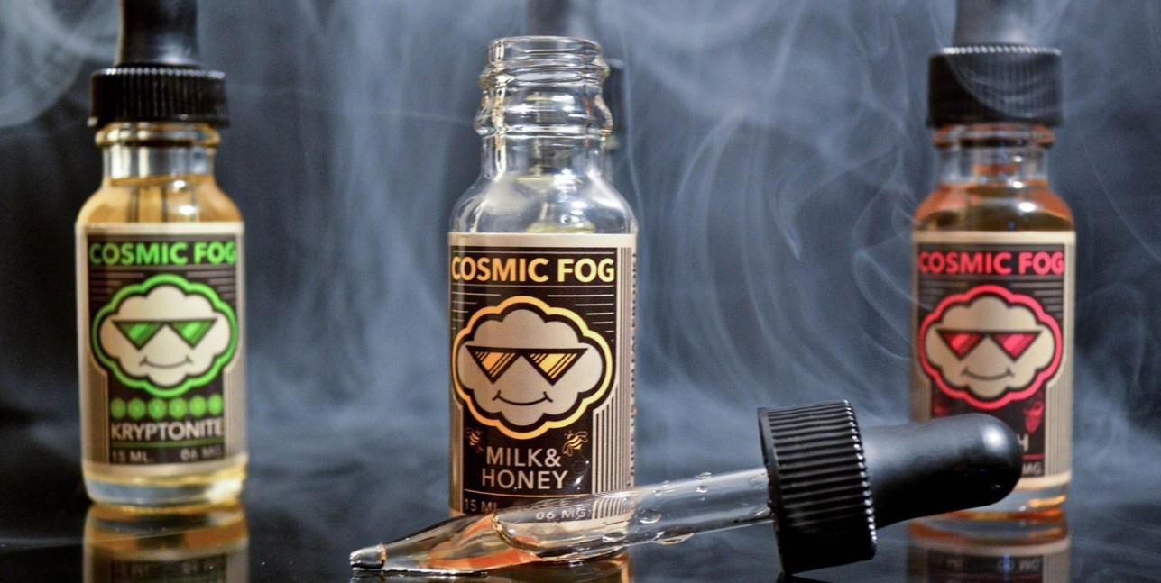 Cosmic-Fog-The-Shocker фото