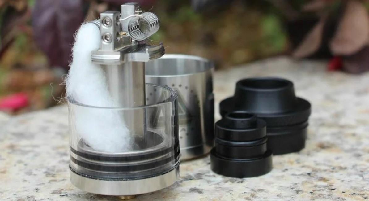ukladyvanie-vaty-v-dripku фотография