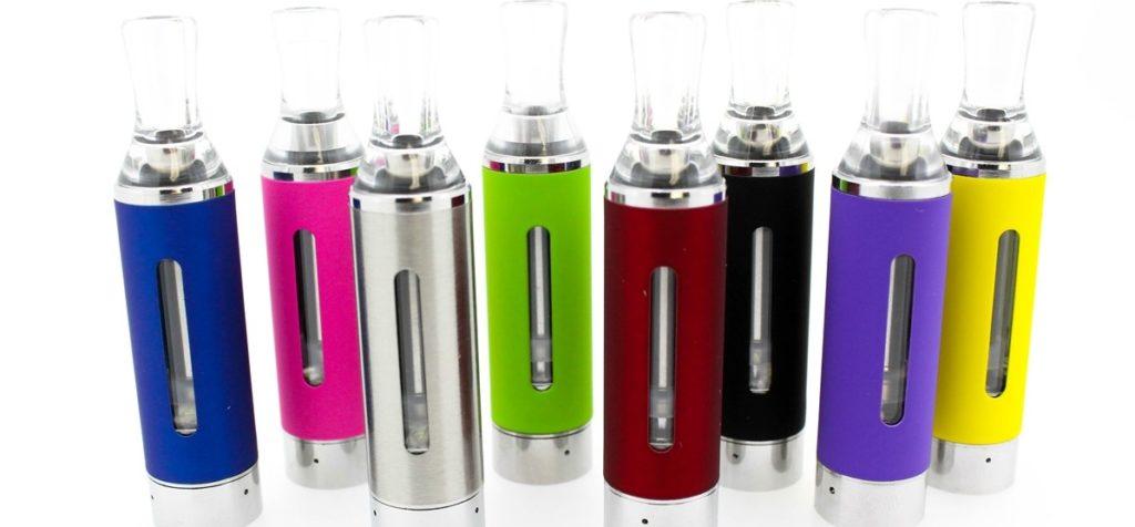 Атомайзеры для электронной сигареты фотография