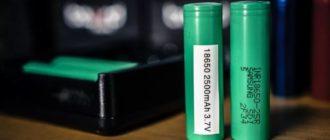 батарейки 18650 фото