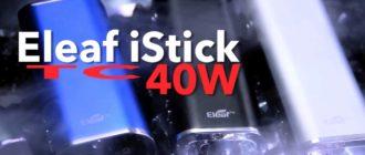 elektronka-ELEAF-ISTICK-TC-40-W фотография