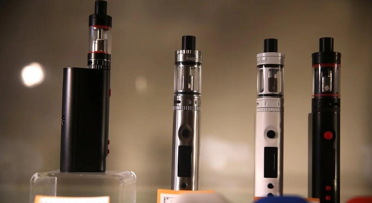 Электронная сигарета причина попадания жидкости в рот