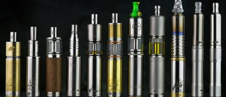 Топ 10 лучших электронных сигарет изображение